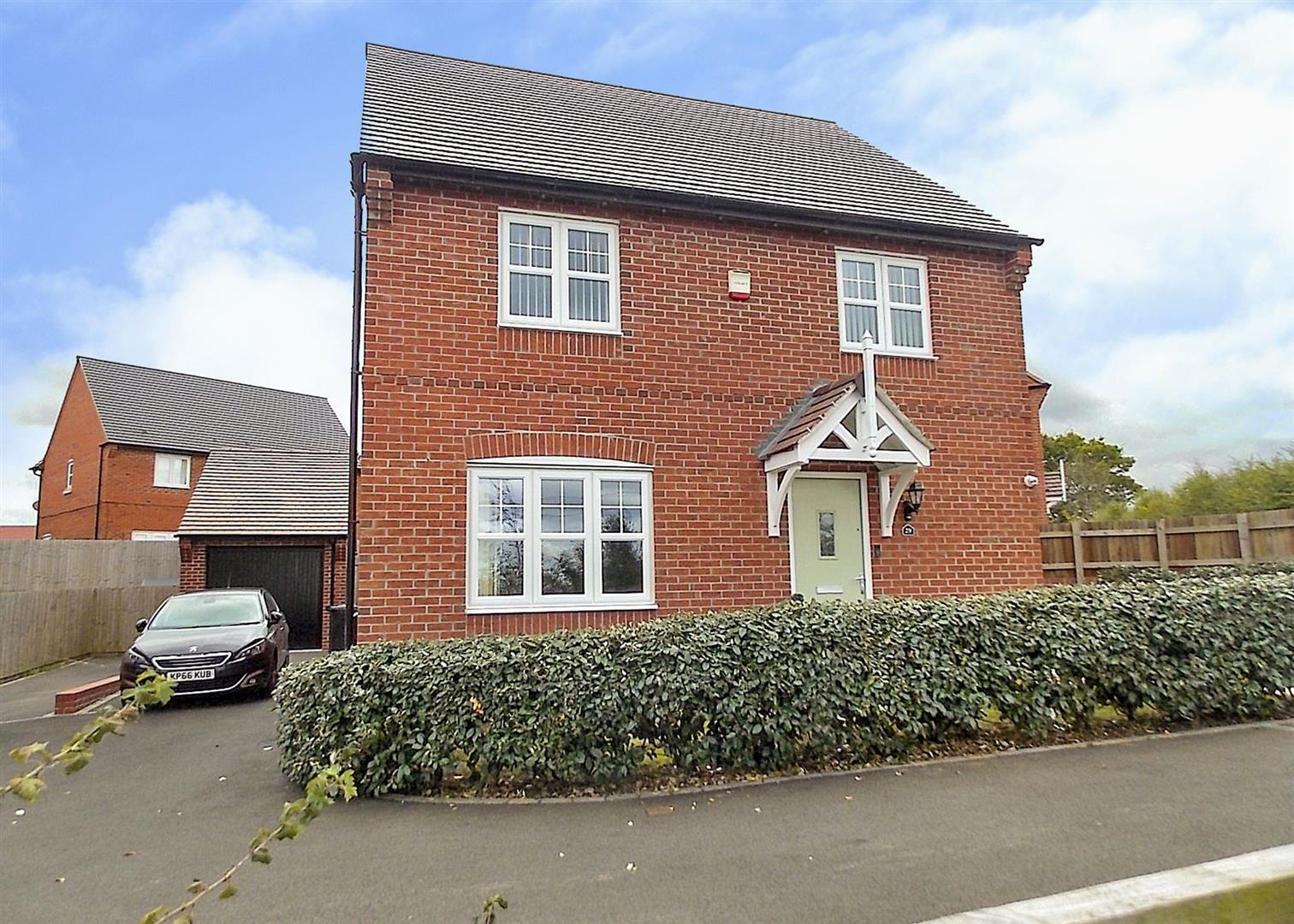 4 Bedrooms Detached House for sale in Argonaut Avenue, Castle Donington